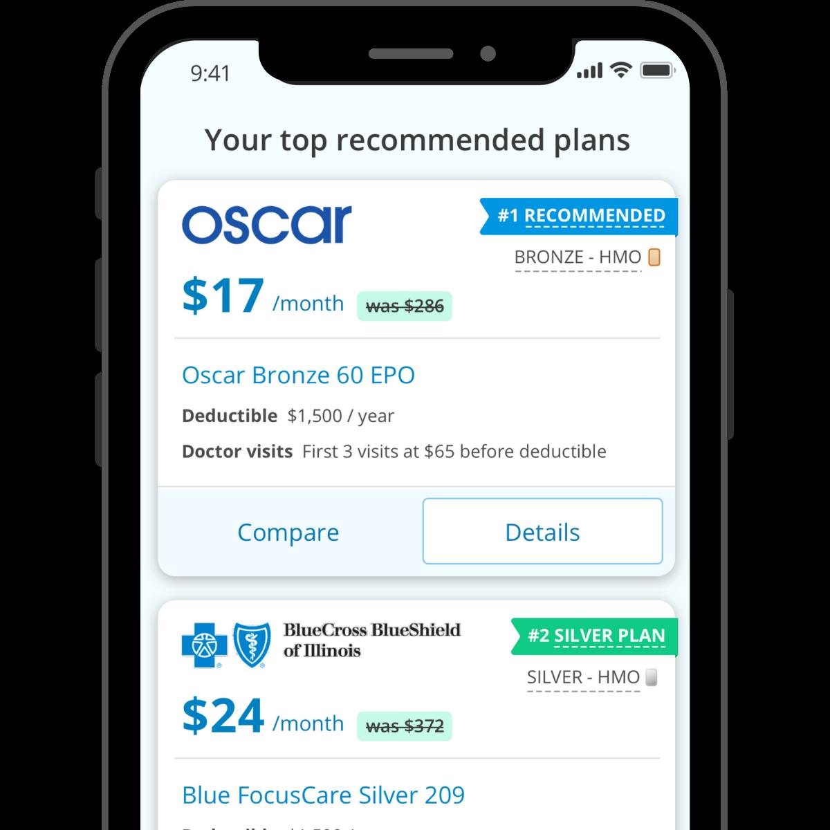 Mobile Screenshots for Mobile Homepage