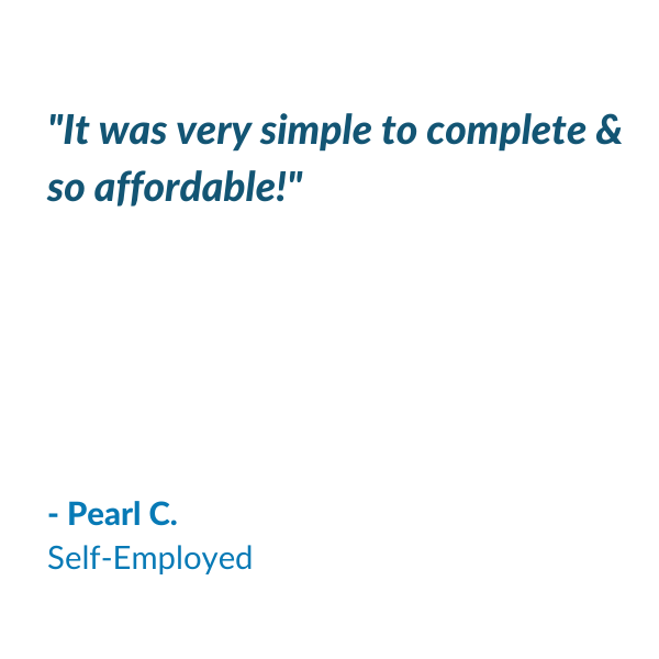 Testimonial - Pearl